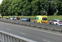 Photo of Ongeval IJsselallee veroorzaakt file