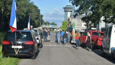 Photo of Boerenprotest vanaf Lichtmis Zwolle
