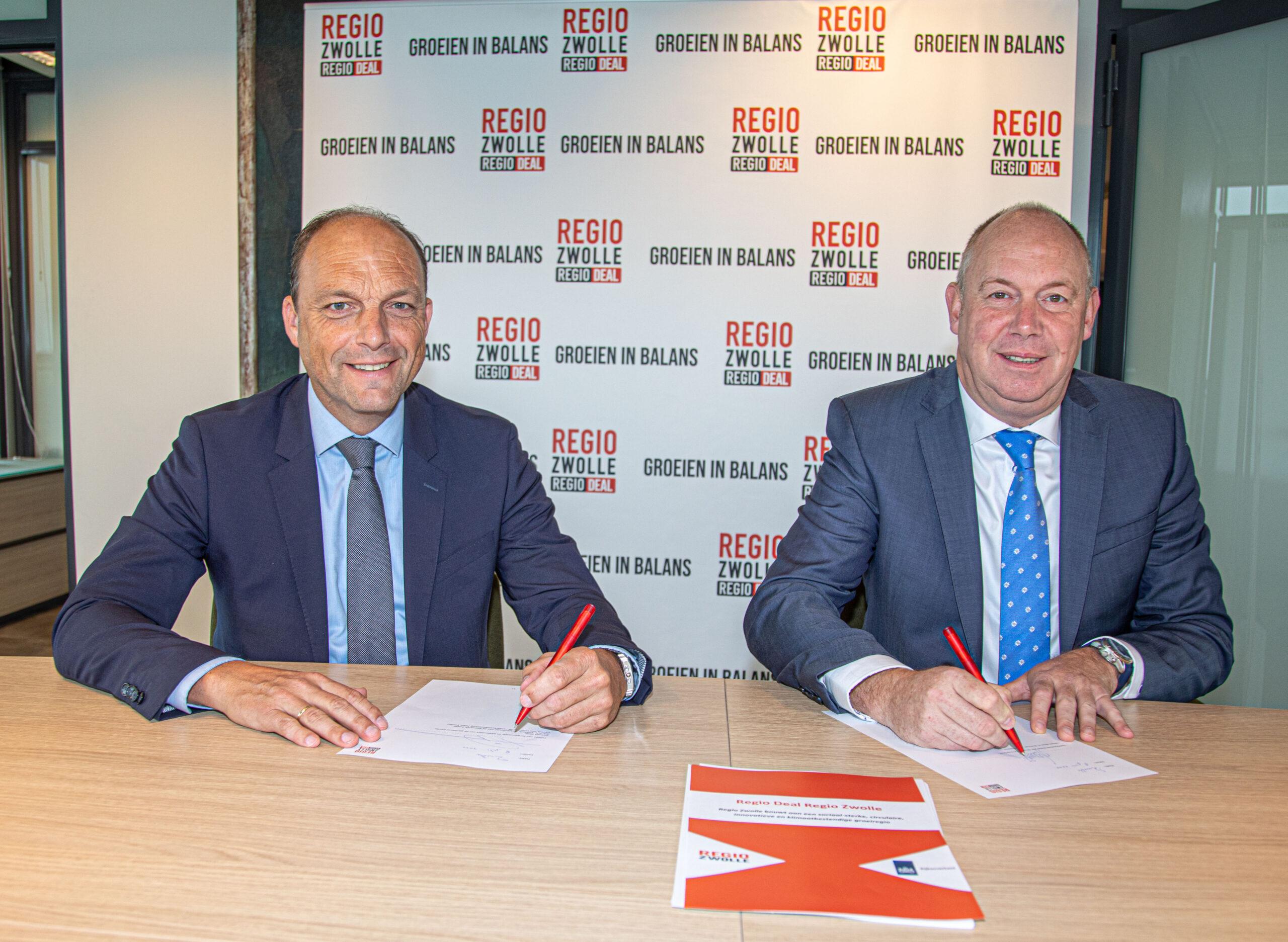 Photo of Miljoenenimpuls voor brede welvaart Regio Zwolle