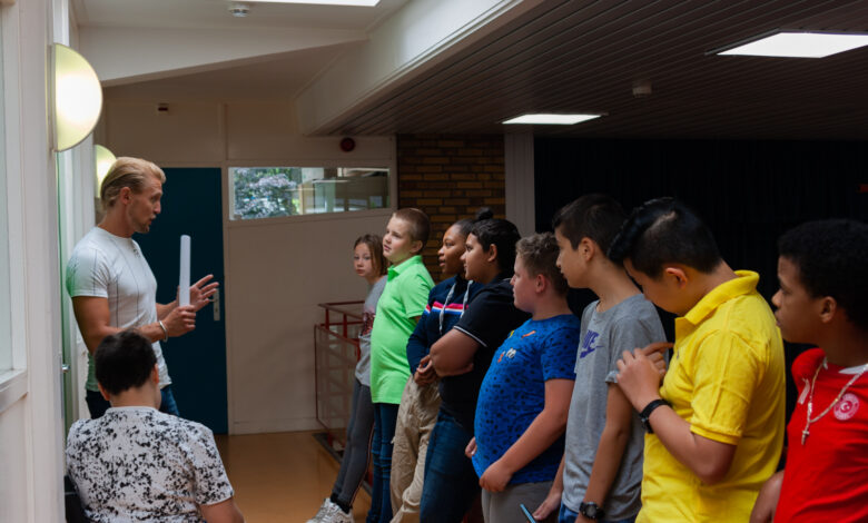 Photo of Van escaperoom tot lasergamen als waardig afscheid groep 8 OBS De Springplank