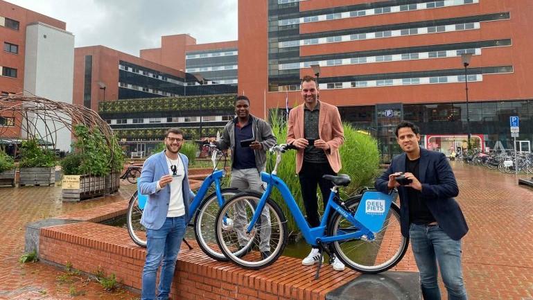 Photo of Deelfiets Nederland is de eerste deelfietsaanbieder die omgevingsdata verzamelt en deelt