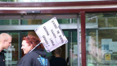 Photo of FDF kondigt opnieuw acties aan voor 17 november