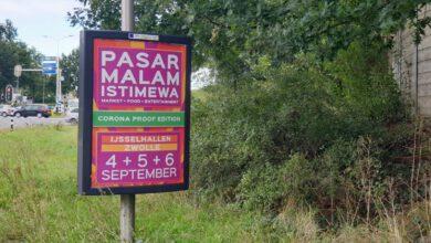 Photo of Actiegroep niet blij met 'coronaproof' Pasar Malam; gemeente stelt extra maatregelen