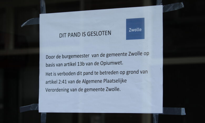 Photo of Verslag: Gemeenteraad over Opiumwet