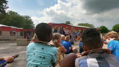Photo of VIDEO – Cultuurdag 'Aladin' is start onderwijs op Kindcentrum de Marshof