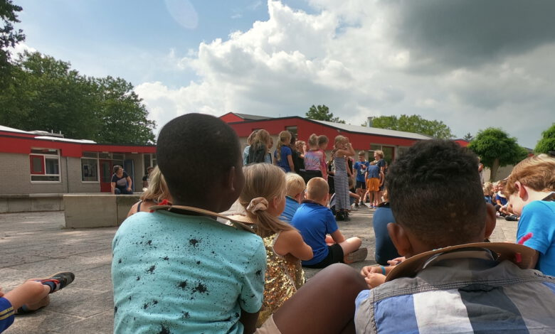 Photo of VIDEO – Cultuurdag 'Aladin' is start onderwijs op Kindcentrum de Marshof