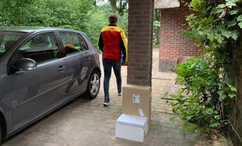 Photo of DHL Parcel start bezorgoptie 'Afgesproken plek' na succesvolle pilot Wehkamp