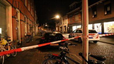Photo of Aanhoudingen na explosie bij pand aan Diezerplein in Zwolle