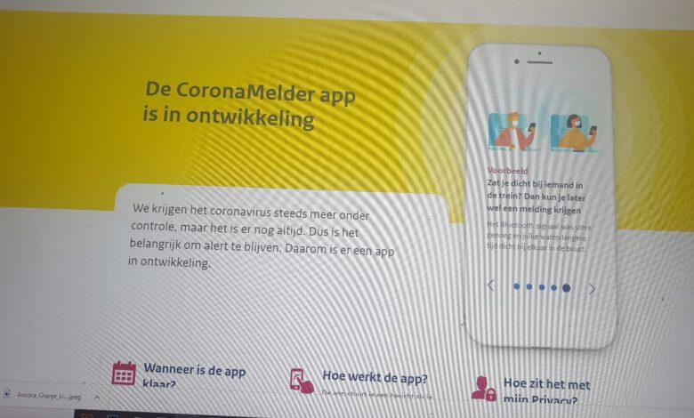 Photo of GGD IJsselland werkt mee aan praktijktest coronavirus-app
