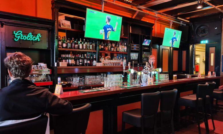 Photo of Sport weer op de TV en in de sportbar
