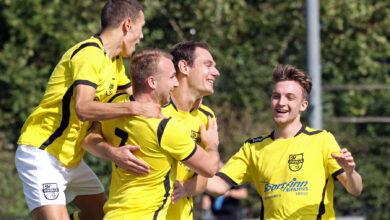 Photo of In beeld: Mooie 5-4 zege voor SV Zwolle op  Apeldoornse Boys