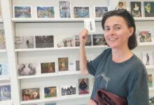 Photo of Anneke Wilbrink in Kunst in de kijker