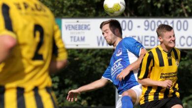 Photo of In beeld: WVF wint van vv Heerde met 5-1