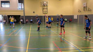 Photo of Travelbags/HV Zwolle handbalmannen nog niet op schot bij competitiestart tegen fit Ha-STU 2