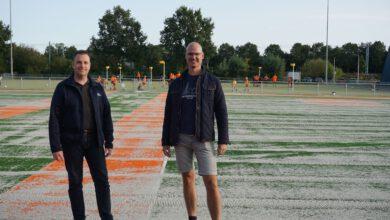 Photo of Nieuwe kunstgrasvelden voor KV Oranje Zwart
