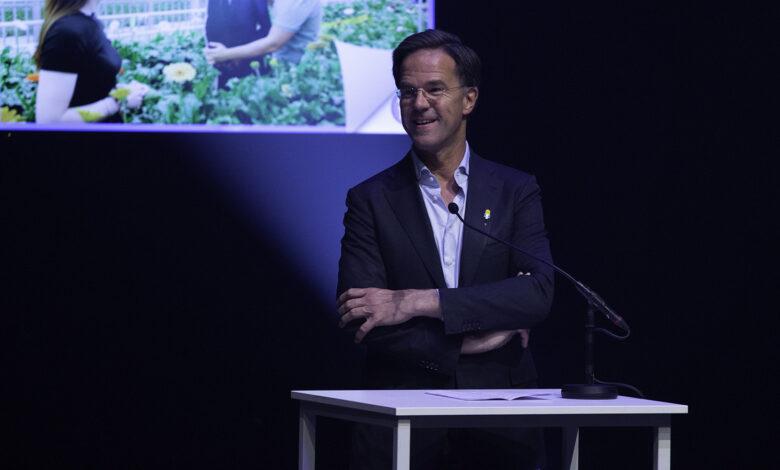 Photo of Mark Rutte opent het mbo-jaar met een groot compliment