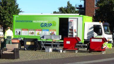 Photo of GRIP-wagen