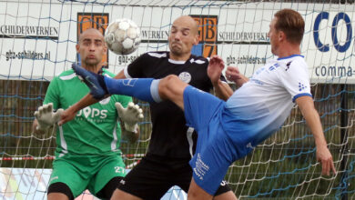 Photo of In beeld: Knappe 2-1 winst van ZAC op Veensche Boys