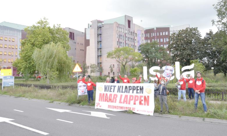 Photo of Zorgmedewerkers willen meer dan applaus