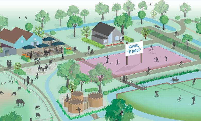 Photo of Kavel te koop voor voorziening in Park de Stadshoeve