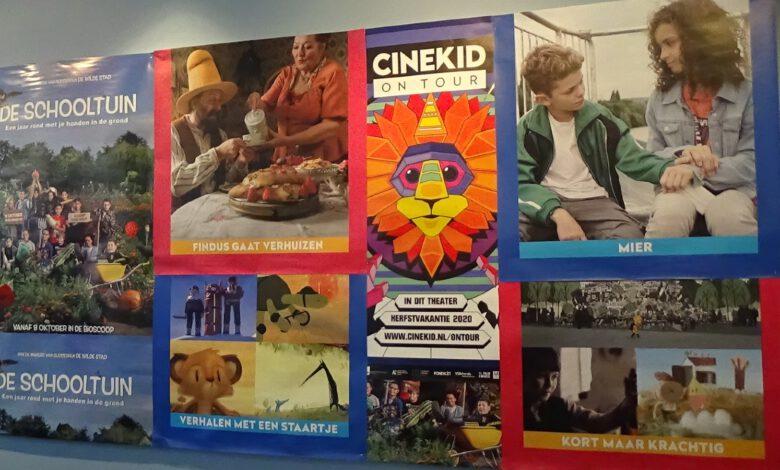 Photo of Lekker spelen met beeld en geluid tijdens Cinekid Festival