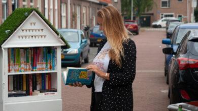 Photo of VIDEO – Laat je boek zwerven via De Bolle Minibieb KinderzwerfboekStation