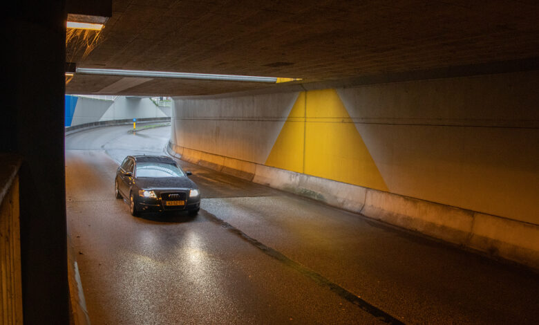 Photo of Verkeersproef Van Karnebeektunnel voor autoverkeer in twee richtingen start op 1 december