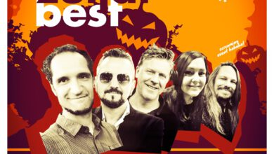 Photo of Oost West Zuijdt Best goes Halloween