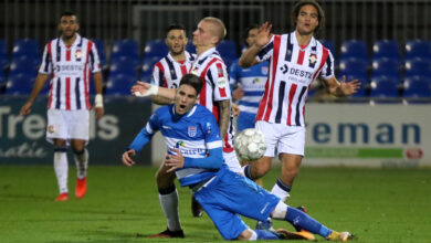Photo of PEC Zwolle en Willem II komen niet tot scoren