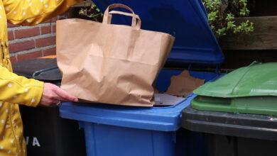 Photo of Voorkom vastgevroren afval in de container bij vorst