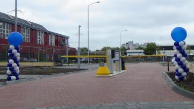 Photo of Nieuw P+R terrein station Zwolle klaar voor reizigers