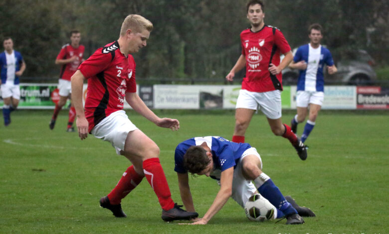 Photo of In beeld: VSW Windesheim – VV Wijthmen 2-4