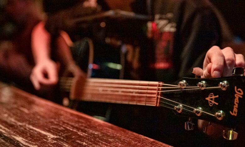 Photo of Hedon en muzikanten presenteren online cursus songwriting