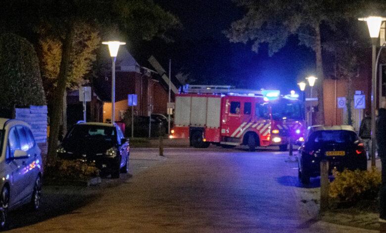 Photo of Smeulende CV-ketel zorgt voor brandweer-inzet in Stadshagen