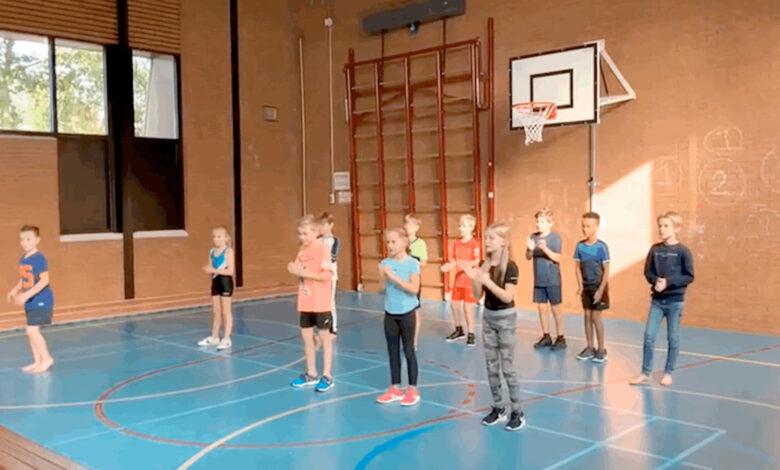 Photo of Ook CBS De Morgenster sluit aan bij 'Jerusalema Challenge'