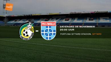 Photo of Voorbeschouwing Fortuna – PEC Zwolle