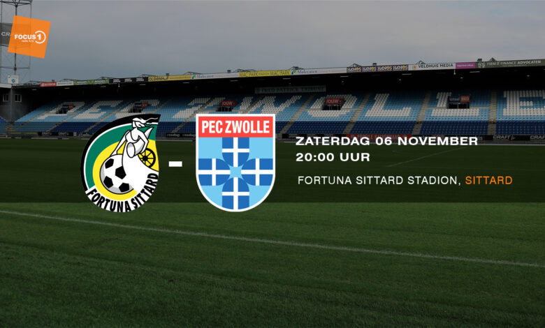 Photo of Voorbeschouwing Fortuna – PEC Zwolle
