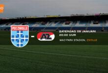 Photo of Voorbeschouwing PEC Zwolle – AZ