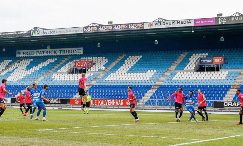 Photo of PEC Zwolle speelt donderdag een besloten oefenduel tegen FC Utrecht