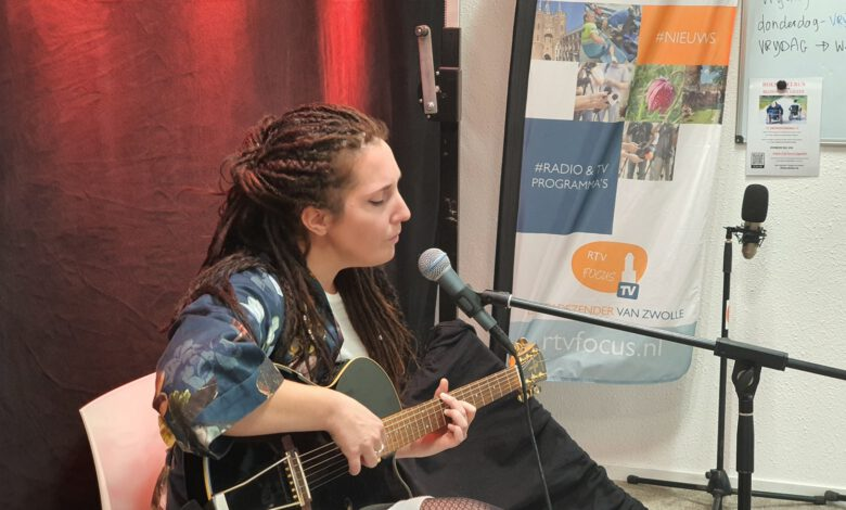 Photo of DI NA – Slowdown, live op Radio Focus