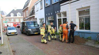 Photo of Gasleiding geraakt bij graafwerkzaamheden in Assendorp