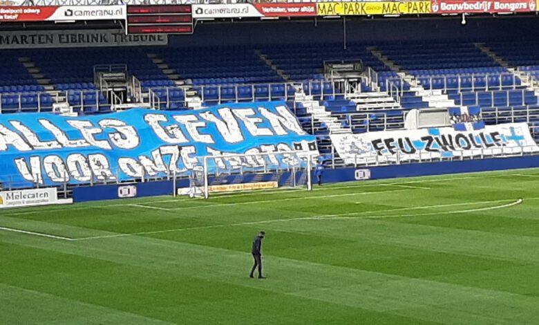 Photo of PEC Zwolle bewijst zichzelf slechte dienst
