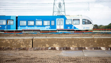 Photo of Grote spoorklus gereed: treinen duiken in tunnel bij Herfte