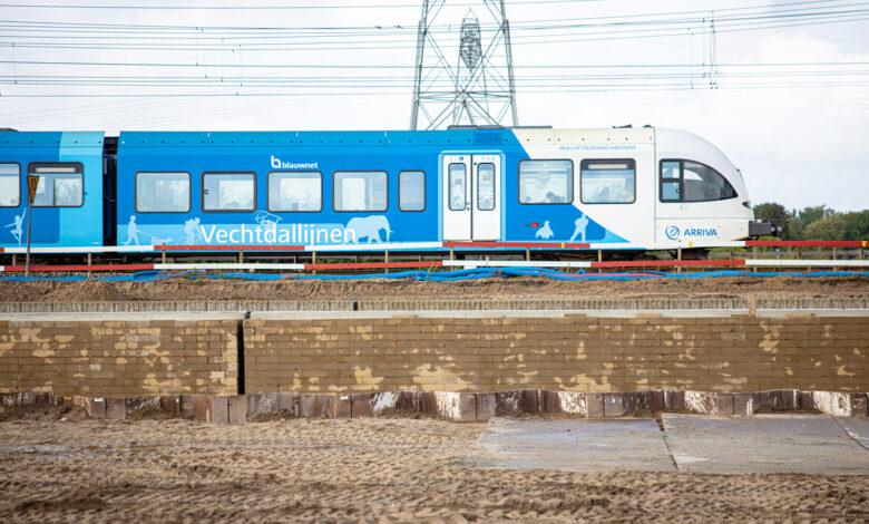 """Photo of VVD: voortdurende overlast Vechtdallijn Zwolle-Emmen"""""""