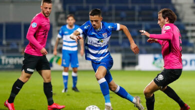 Photo of Eliano Reijnders tot 2025 in Zwolle