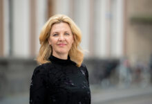 Photo of Gemeentesecretaris Ingrid Geveke vertrekt