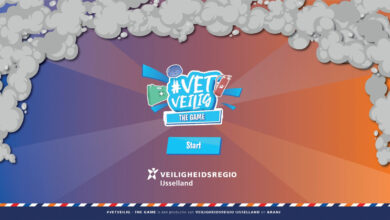 Photo of Veiligheidsregio IJsselland lanceert #VetVeilig the game