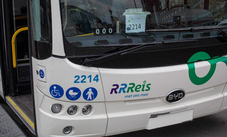 Photo of RRReis rijdt met minder bussen tot 18 januari