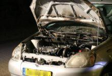 Photo of Autobrand aan Ruusbroecstraat mogelijk brandstichting