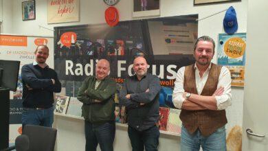 Photo of Stroeve & van Doornik XL met Rico Vrijhoeven en Nino Bellinzis